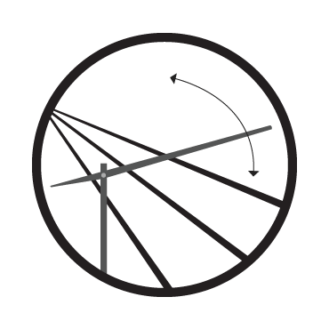 illustration installation de la station de comptage de trafic radar multivoies SX300