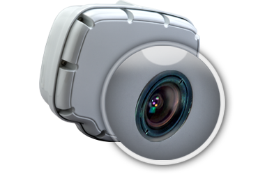 illustration SX300 HD CAM - zoom sur la cam